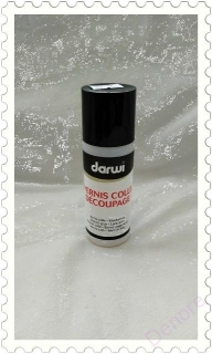 Lepidlo  s lakem na decoupage 80 ml